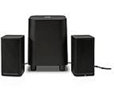 HP 2.1 PC Black S7000 Speaker + DOPRAVA ZDARMA