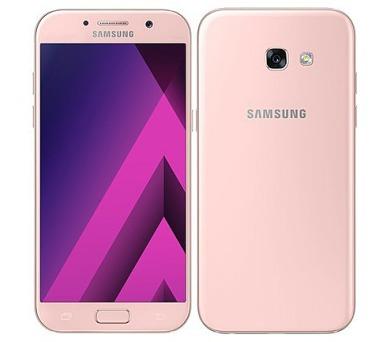 Samsung A520F Galaxy A5 2017 Pink + DOPRAVA ZDARMA
