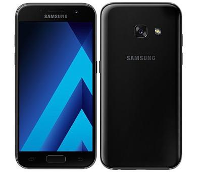 Samsung A320F Galaxy A3 2017 Black + DOPRAVA ZDARMA