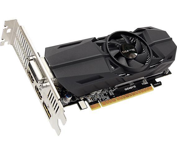 GIGABYTE GTX 1050 Ti OC Low Profile 4GB + DOPRAVA ZDARMA