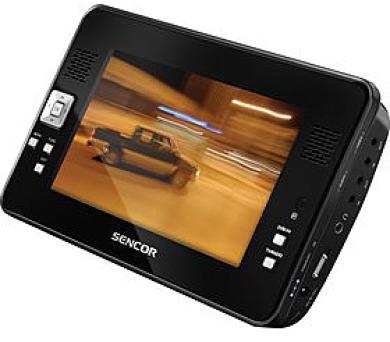 SPV 6712T LCD DVB-T TV Sencor + DOPRAVA ZDARMA