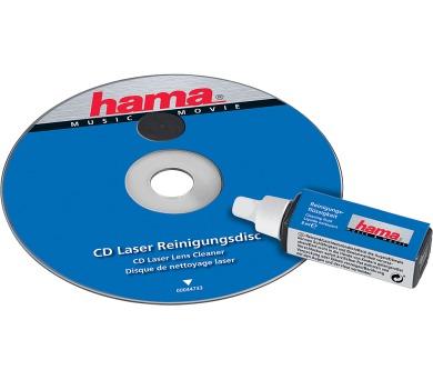 44733 ČISTÍCÍ CD DISK S KAPALINOU Hama