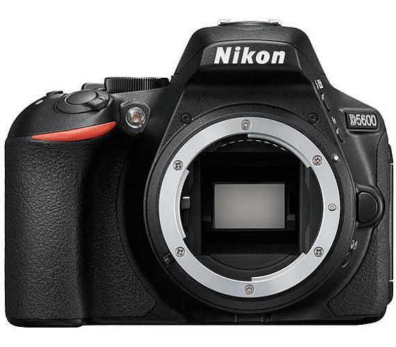 Nikon D5600 (VBA500AE) + ČIŠTĚNÍ ČIPU ZDARMA!