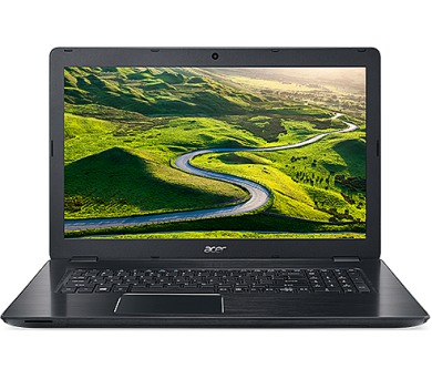 Acer Aspire F 17 17,3/i7-7500U/8G/1T+256SSD/W10 + DOPRAVA ZDARMA