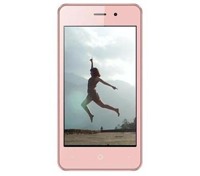 Mobilní telefon Aligator S4080 Duo růžový