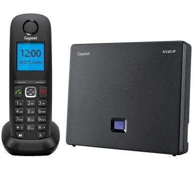 Bezdrátový stolní telefon Gigaset A540 IP
