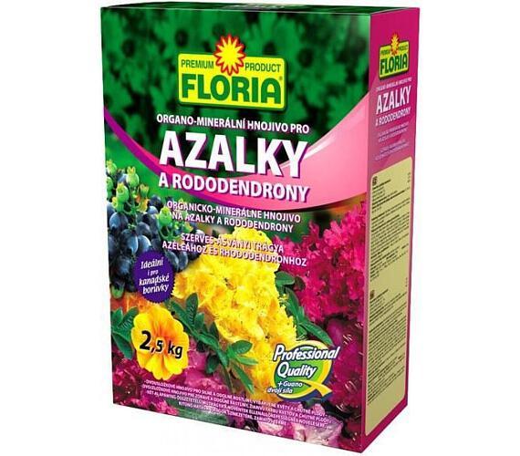 Agro Floria OM pro azalky a rododendrony 2,5 kg