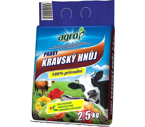 Agro Pravý kravský hnůj 2.5 kg