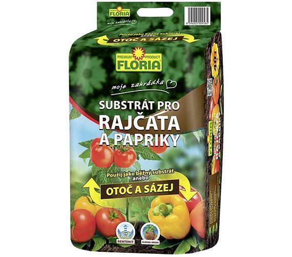 Agro Floria na rajčata a papriky 40l