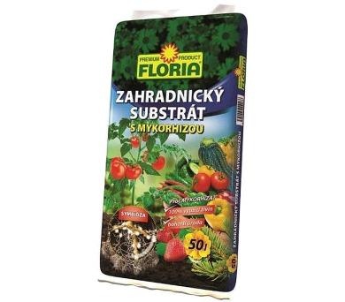 Agro FLORIA s mykorhizou 50l