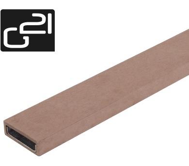 G21 3 m ořech mat. WPC