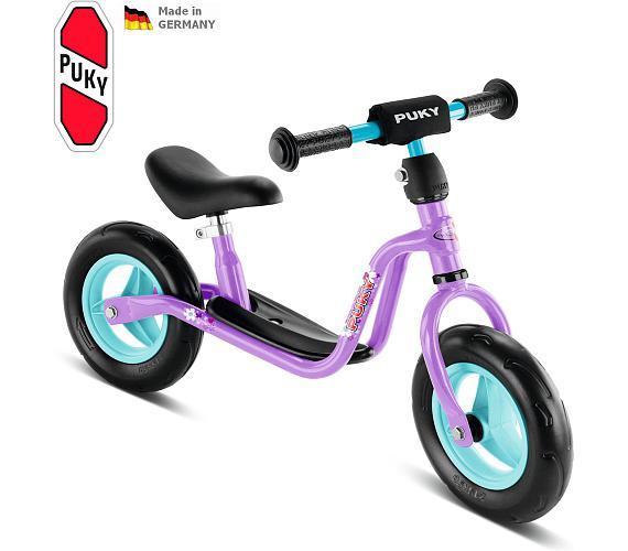 PUKY Learner Bike Medium LR M fialová + DOPRAVA ZDARMA