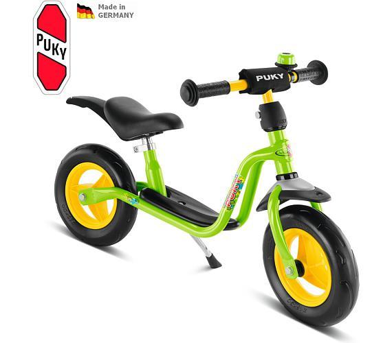 PUKY Learner Bike Medium LR M Plus zelená + DOPRAVA ZDARMA