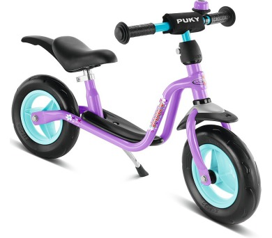 PUKY Learner Bike Medium LR M Plus fialová + DOPRAVA ZDARMA