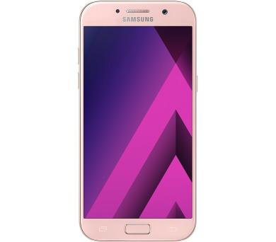 Samsung SM-A520F Galaxy A5 2017 gsm tel. Pink + DOPRAVA ZDARMA