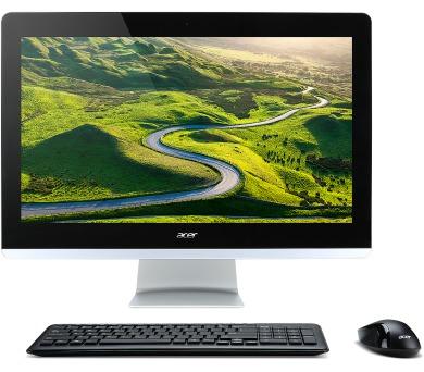 "Acer Aspire AZ3-715 23,8""/i5-7400T/1TB/8G/DVD/W10"