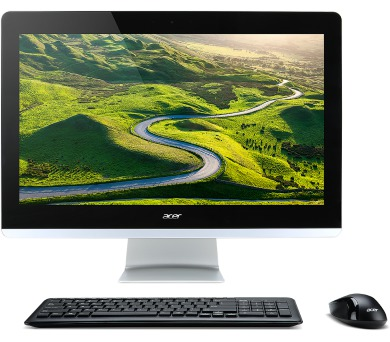 """Acer Aspire AZ3-715 23,8""""/i5-7400T/1TB/8G/DVD/W10 + dotykový displej"""