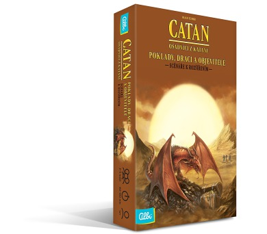 Albi Catan - Poklady + DOPRAVA ZDARMA