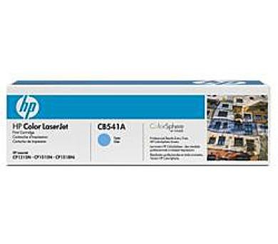 HP Toner Cart Cyan for CP1215 + DOPRAVA ZDARMA