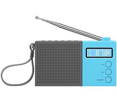 BLAUPUNKT PR10BL AM/FM + DOPRAVA ZDARMA