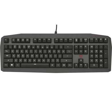 TRUST GXT 880 Mechanical Gaming Keyboard CZ/SK