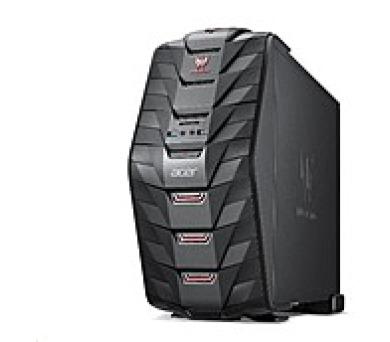 ACER PC Predator AG3-710 i5-7400@3.0GHz 6MB,1TB72+8SSHD,8GB DDR4,DVD,GTX1060 6GB,DVI-D,HDMI,DP,Wi-Fi,USB kl+myš,W10H