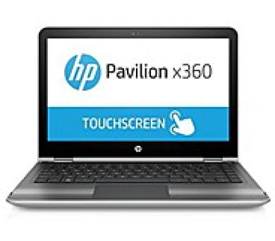 NTB HP Pavilion Convert 13-u103nc 13.3 BV FHD IPS WLED,Intel Core i3-7100U,4GB,500GB/5400,UMA,TPM,Win10-silver + DOPRAVA ZDARMA