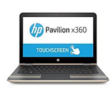 NTB HP Pavilion Convert 13-u102nc 13.3 BV FHD IPS WLED,Intel Core i5-7200U,8GB,500GB/5400,UMA,TPM,FPR,podkey,Win10-gold + DOPRAVA ZDARMA