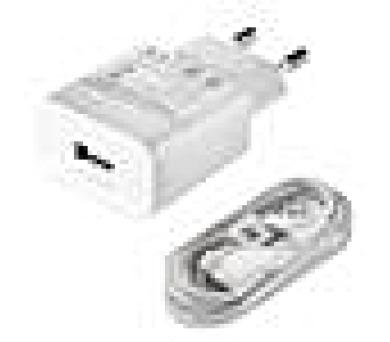Huawei Cestovní Dobíječ + Type C Datový Kabel White (Bulk)