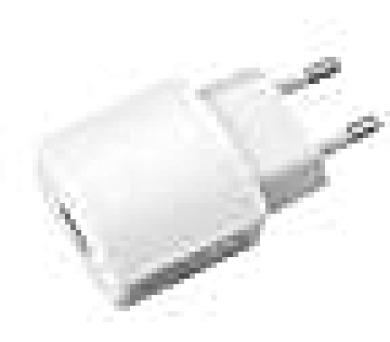 Huawei USB Cestovní Dobíječ + microUSB Datový Kabel White (Bulk)