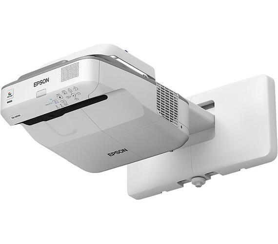 Epson EB-685Wi WXGA 3500 Ansi 14000:1 + vizualizér DC07 (V11H741040) + DOPRAVA ZDARMA