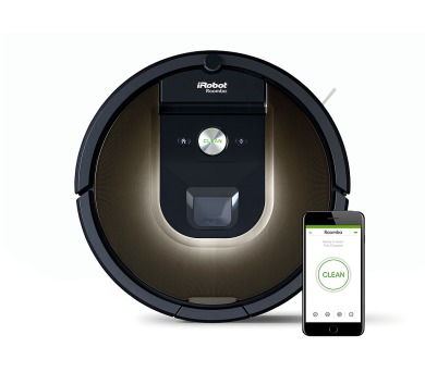 iRobot Roomba 980 + DOPRAVA ZDARMA