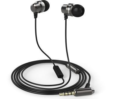 Lenovo in-ear sluchátka P190 šedé