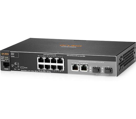 Aruba 2530 8 Switch (J9783A) + DOPRAVA ZDARMA