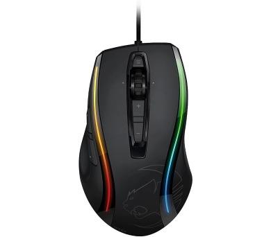 DELL ROCCAT KONE XTD/ myš/ laserová/ 8-tlačítková/ USB/ drátová