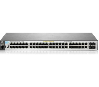 Aruba 2530 48 PoE+ Switch (J9778A) + DOPRAVA ZDARMA