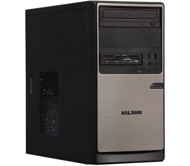HAL3000 EasyWork II W10P/ Pentium G4400/ 4GB/ 1TB/ DVD/ CR/ W10 Pro + DOPRAVA ZDARMA