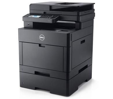 DELL S2825cdn/ barevná laserová multifunkčni tiskárna/ duplex/ LAN/ fax/ DADF/ 3YNBD on-site