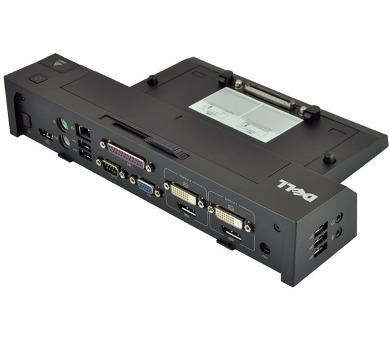 DELL EURO2 Advanced E-port replikátor II/ rozšířený/ dokovací stanice/ 240W AC adap./ s nap. kabelem/ pro Precision