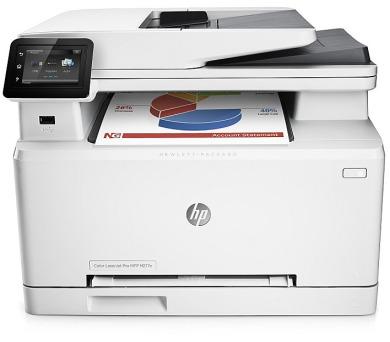 HP Color LaserJet Pro 200 M277n MPF+fax /A4/18ppm/600x600/USB/LAN