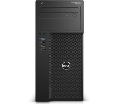 DELL Precision T3620/ Xeon E3-1240 v5/ 16GB/ 256GB SSD + 2TB/ DVDRW/ Quadro M2000 4GB/ W7Pro (W10P+down.)/ vPro/ 3YNBD + DOPRAVA ZDARMA