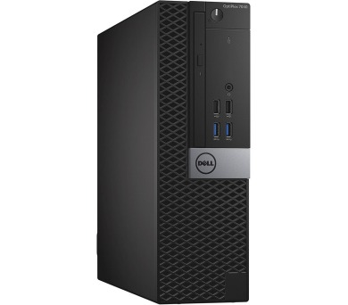 DELL OptiPlex 7040 SF/ i5-6500/ 8GB/ 256GB SSD/ DVDRW/ W10Pro/ vPro/ 3YNBD on-site