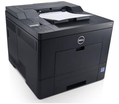 DELL C2660dn/ barevná laserová tiskárna/ duplex/ LAN/ 3YNBD on-site
