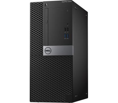 DELL OptiPlex 5040 MT/ i7-6700/ 8GB/ 500GB (7200)/ AMD R5 340X 2GB/ DVDRW/ W10Pro/ 3YNBD on-site