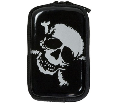 Pouzdro Acme Made Cool Little Case Silver Skull