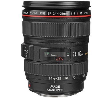 Canon EF 24-105mm f/4.0 L IS USM