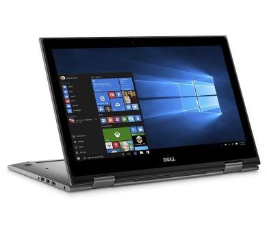 """DELL Inspiron 15z 5000 (5578) Touch/ i5-7200U/ 8GB/ 256GB SSD/ 15.6"""" FHD dotykový/ šedý/ W10Pro/ 3YNBD on-site"""