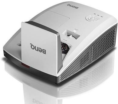 BenQ MX852UST+ XGA/ DLP projektor/ 3000 ANSI/ 10000:1/ HDMI/ LAN + DOPRAVA ZDARMA