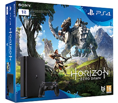 Sony Playstation 4 1TB Slim + Horizon Zero Dawn