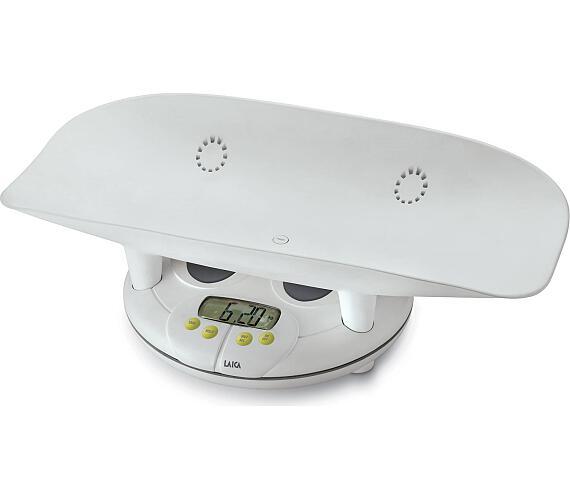 Laica Kojenecká a dětská váha 2v1 PS3004 + DOPRAVA ZDARMA
